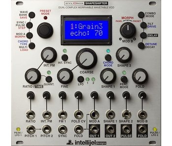 Intellijel Cylonix Shapeshifter, USED