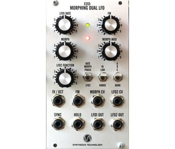Synthesis Technology E355 Morphing Dual LFO, USED