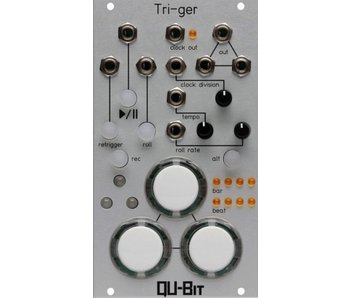 Qu-Bit Electronix Tri-ger, USED