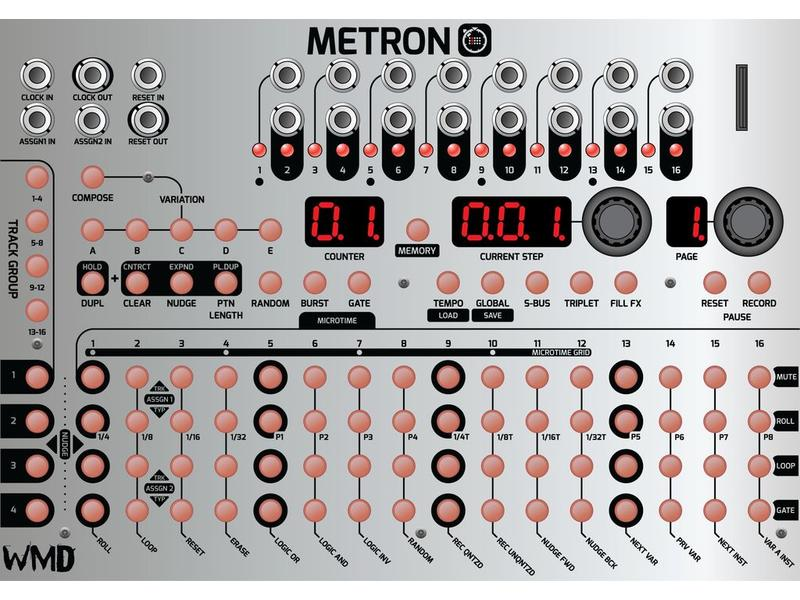 WMD Metron