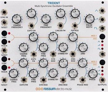 Rossum Electro-Music Trident, PRE-ORDER