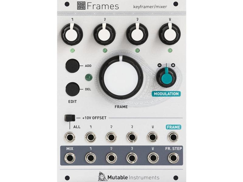 Mutable Instruments Frames