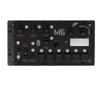 Bastl Instruments microGranny 2.5, BLACK