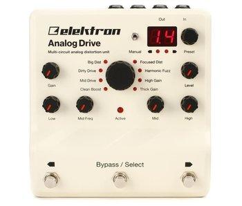 Elektron Analog Drive, DEMO UNIT