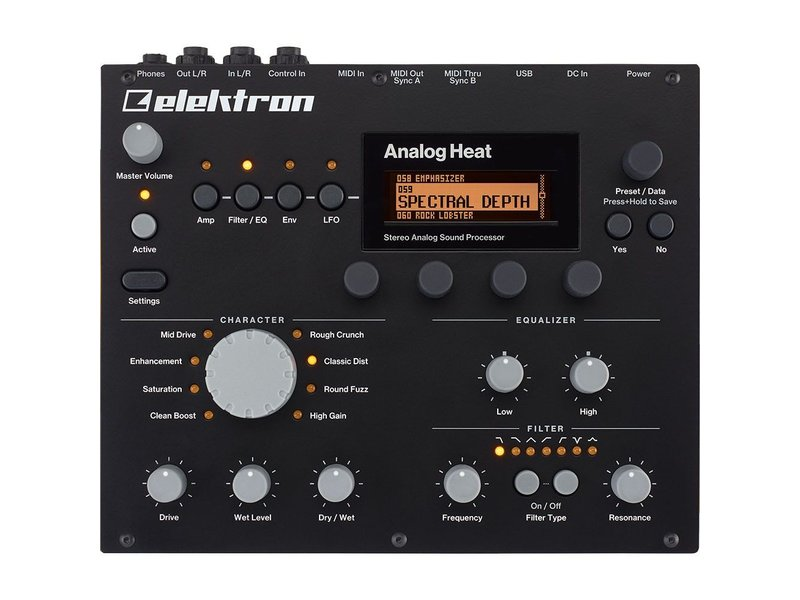 Elektron Analog Heat mkI, BLOWOUT PRICING