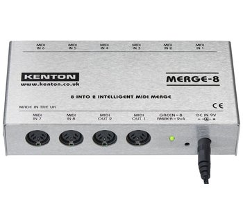 Kenton MIDI Merge-8