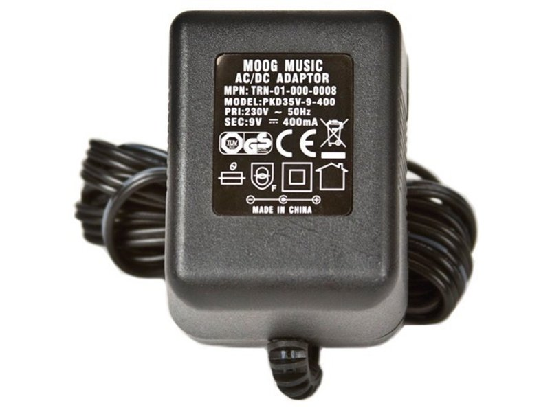Moog Power Adapter (for Moogerfooger, US)