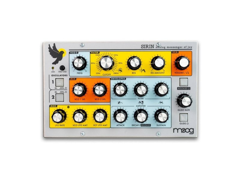 Moog Sirin, DEMO UNIT
