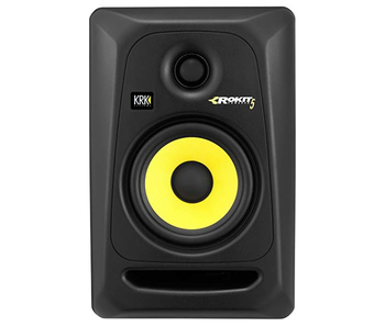 KRK Rokit 5 Gen 3 (RP5G3), Black, Single