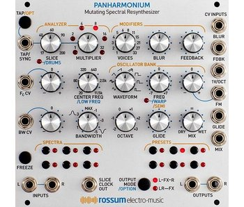 Rossum Electro-Music Panharmonium, PRE-ORDER