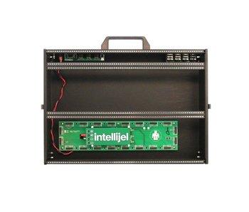 Intellijel Stealth/Black Stealth 84hp, 7U Eurorack Case w/Power