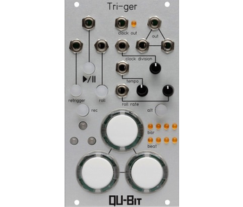 Qu-Bit Electronix Tri-ger, DEMO UNIT
