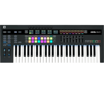 Novation 49SL MKIII - February 2020 Promo