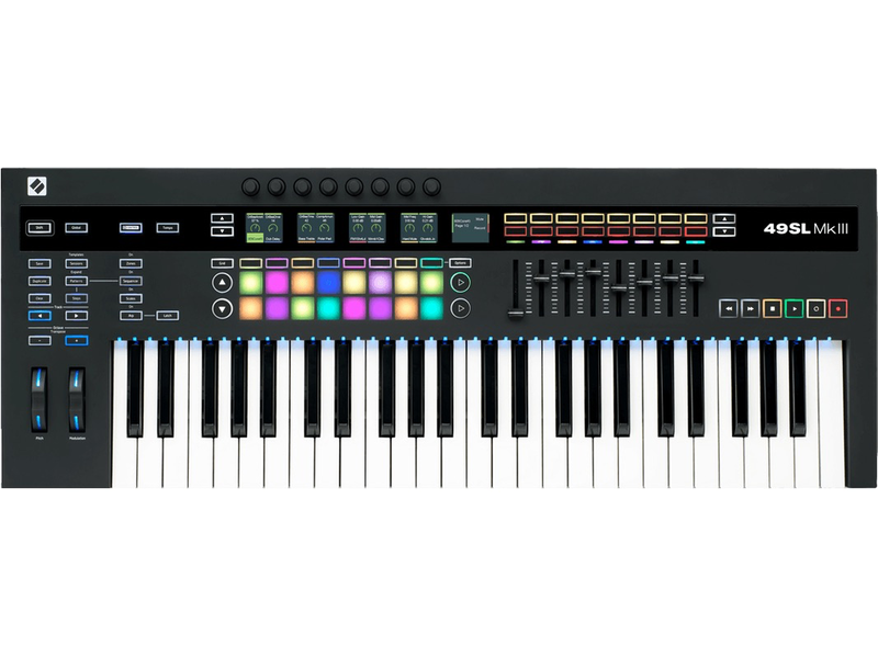 Novation 49SL MKIII