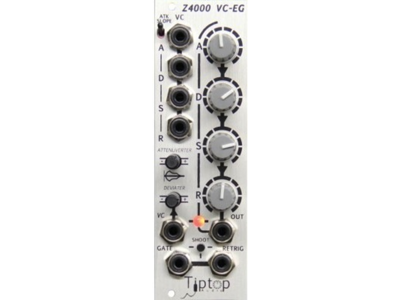 Tiptop Audio Z4000, USED