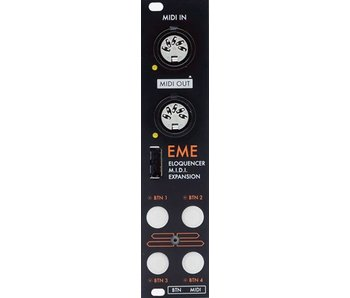 Winter Modular EME, Black