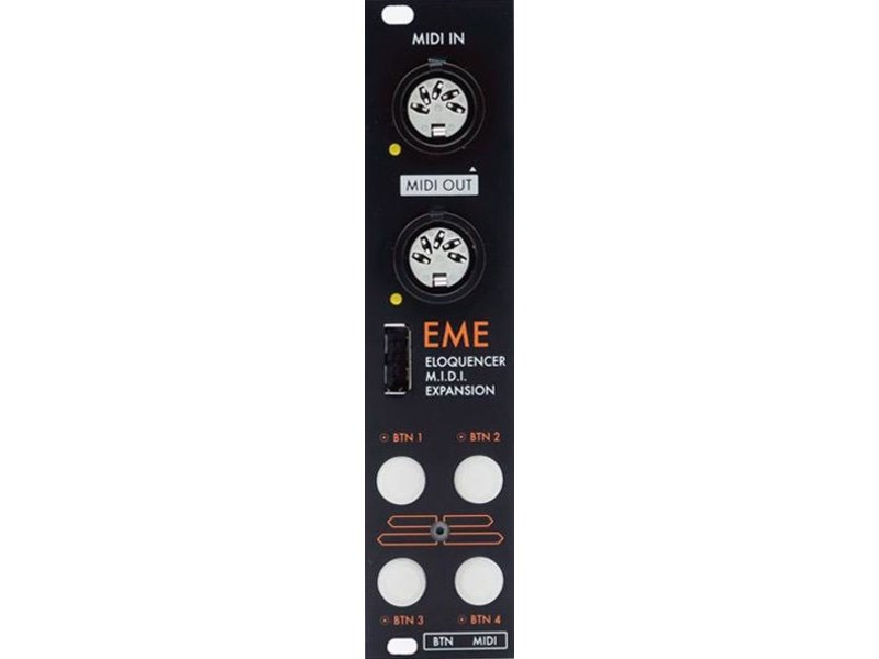 Winter Modular EME, Black
