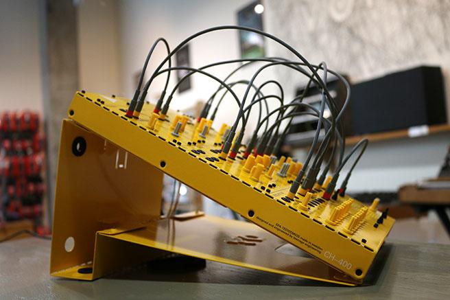 PO Modular 400 Assembly
