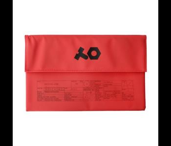 Teenage Engineering OP-Z Roll Up Case (PVC), Red