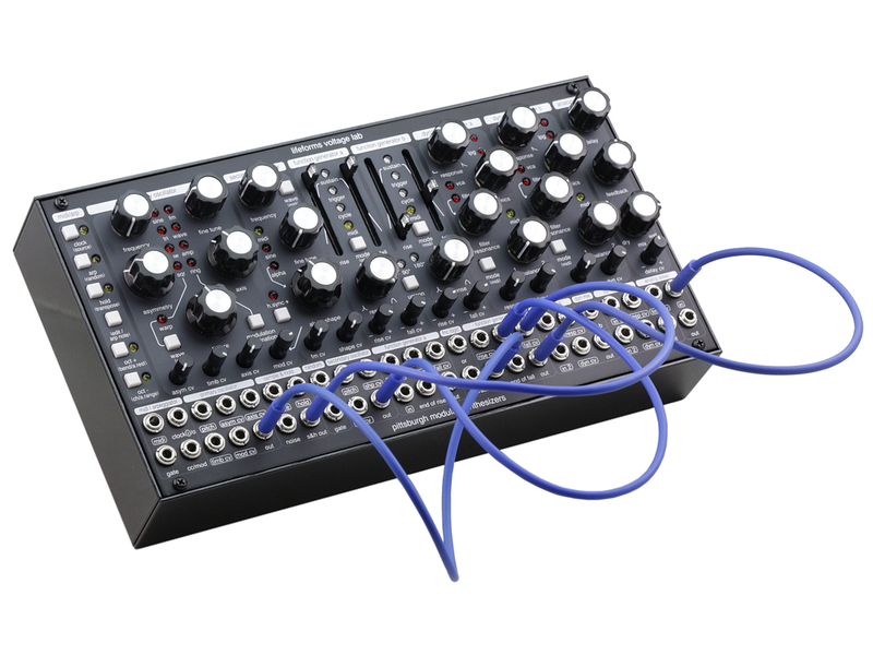 Pittsburgh Modular Lifeforms Voltage Lab Blackbox
