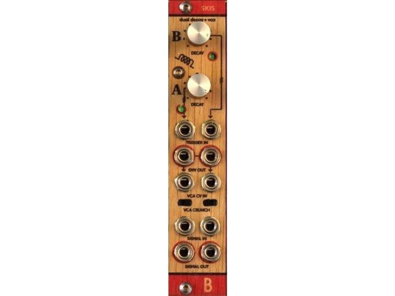Bastl Instruments Skis - Wood, USED