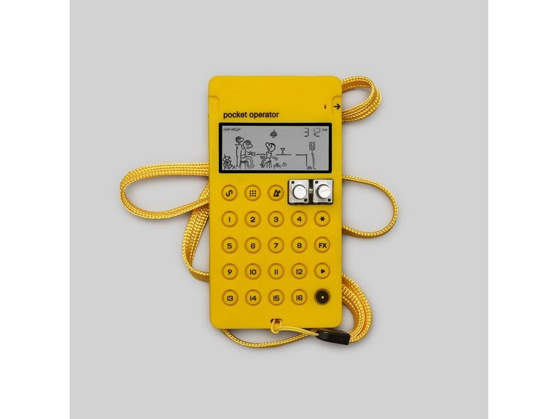 Teenage Engineering Pro Case CA-X, Yellow