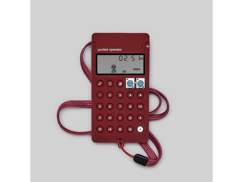 Teenage Engineering Pro Case CA-X, Wine Red