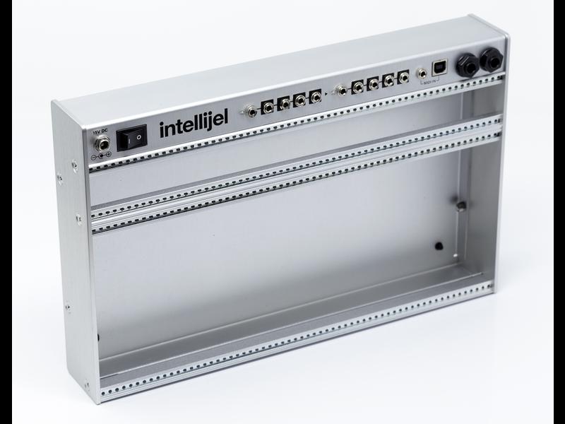 Intellijel Palette 62 4U, 62hp, Silver