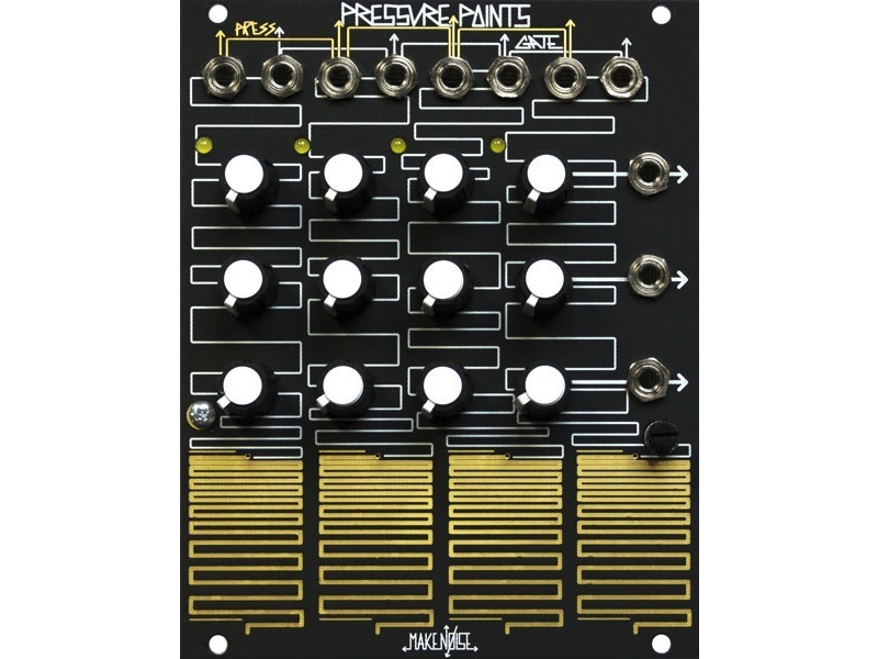 Make Noise Pressure Points, USED