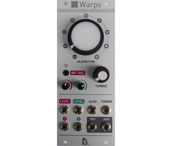 Mutable Instruments Warps, USED