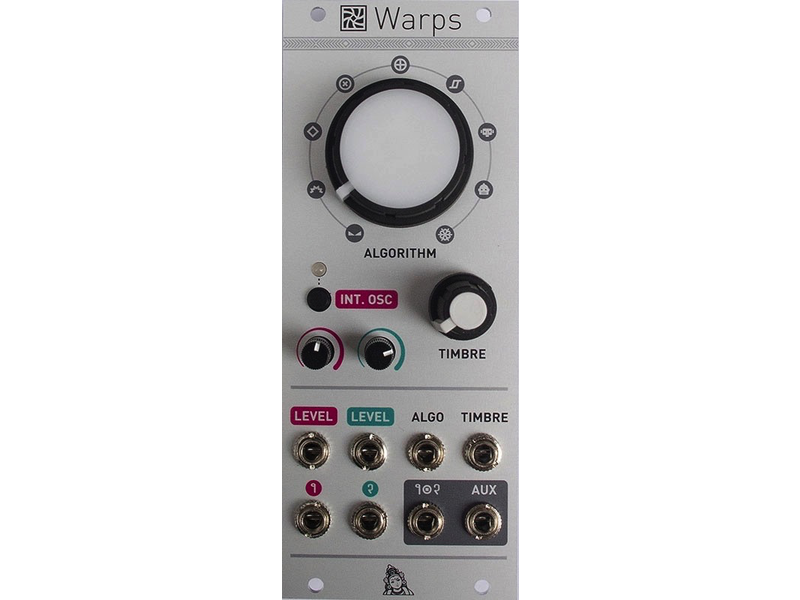 Mutable Instruments Warps, USED