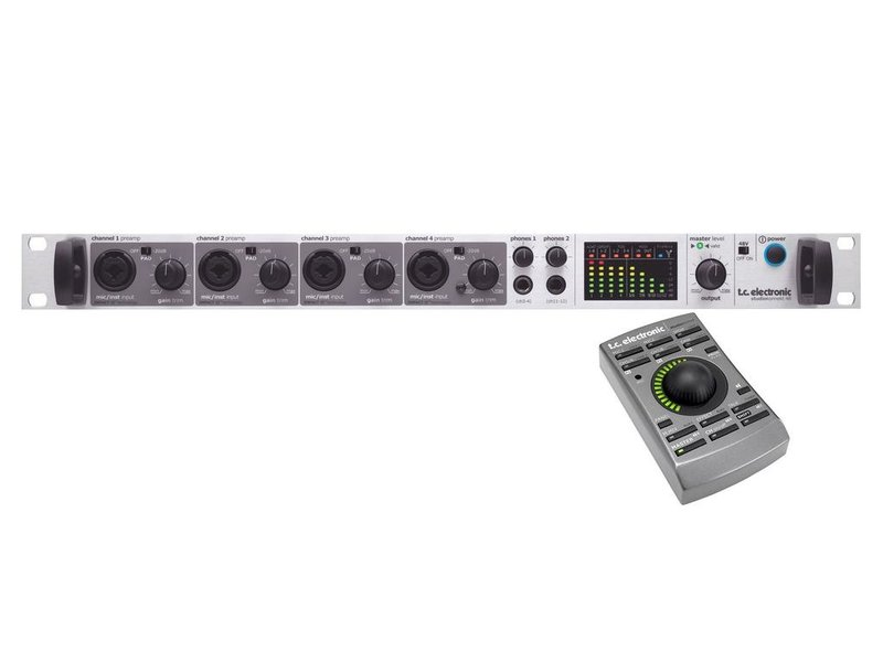 TC Electronic Studio Konnekt 48 w/ StudioKontrol, USED