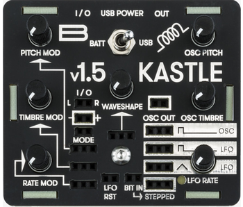 Bastl Instruments Kastle v1.5 Synth