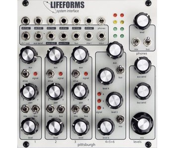 Pittsburgh Modular Lifeforms System Interface, USED