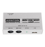 Kenton MIDI USB Host MkII (for Class Compliant MIDI devices)