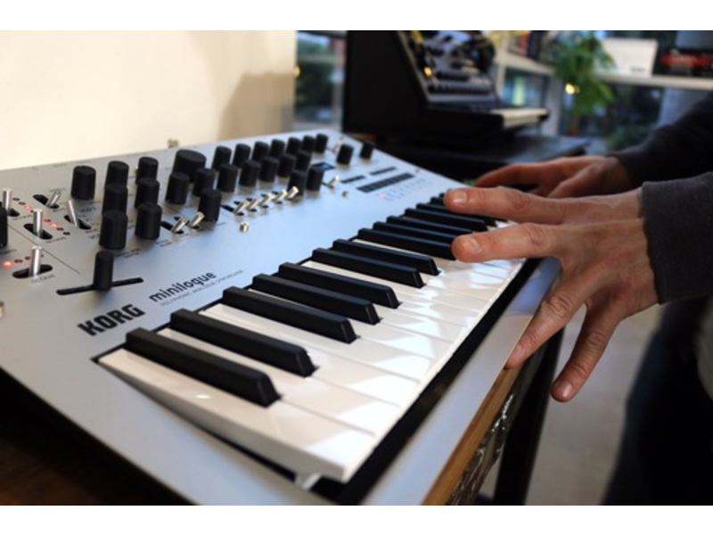 Korg Minilogue, USED