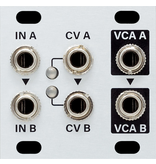 Intellijel Dual VCA_1U
