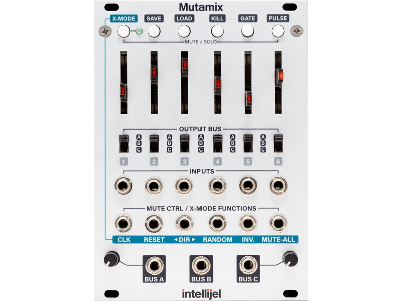 Intellijel Mutamix