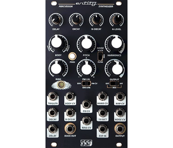 Steady State Fate Entity Percussion Synthesizer, BLACK