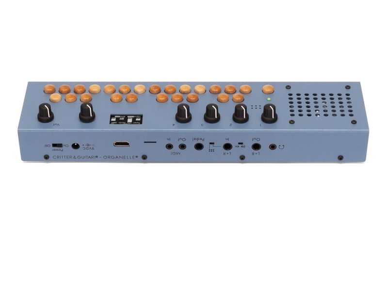 Critter & Guitari Organelle M, Light Blue
