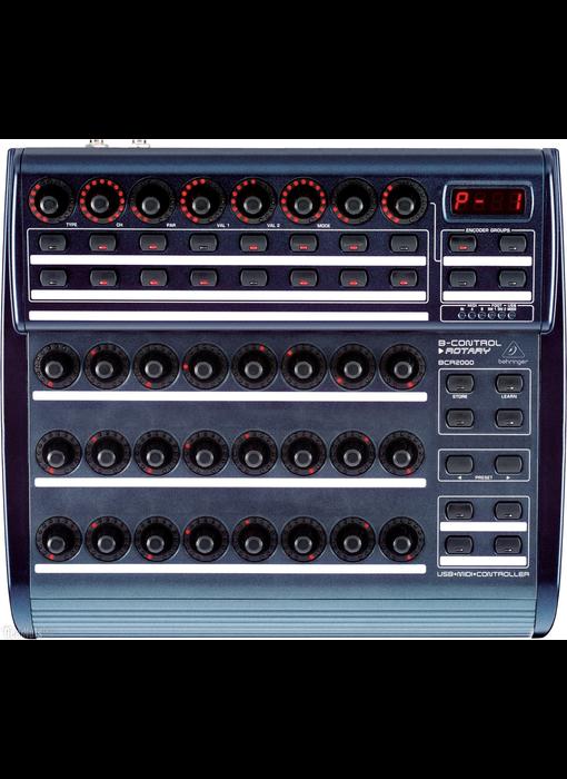 Behringer BCR2000, USED