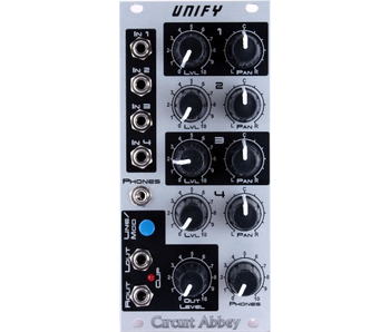 Circuit Abbey Unify, USED