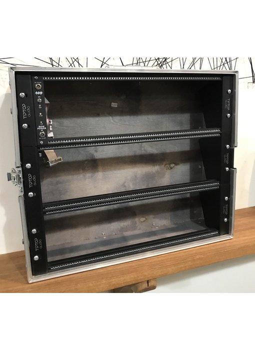 Black Market 9U Bento Box w/ Z-Rails & 4ms Power, USED