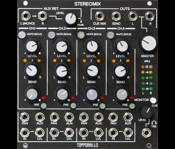 Toppobrillo StereoMix (v2), Black