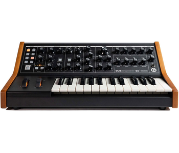 Moog SubSequent 25, DEMO UNIT