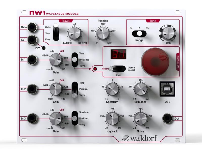 Waldorf nw1, USED