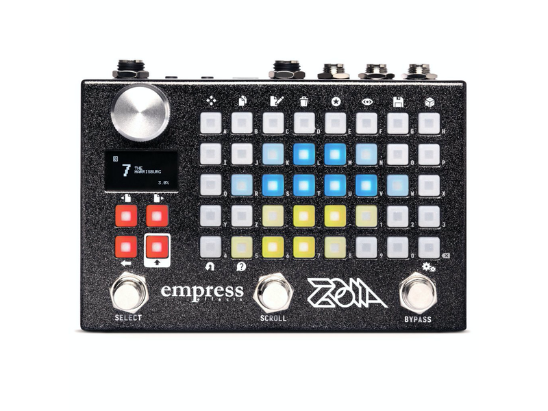 Empress Effects ZOIA Pedal