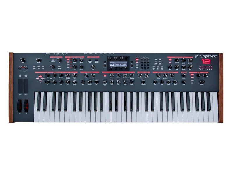 Dave Smith Instruments Prophet 12 Keyboard, USED