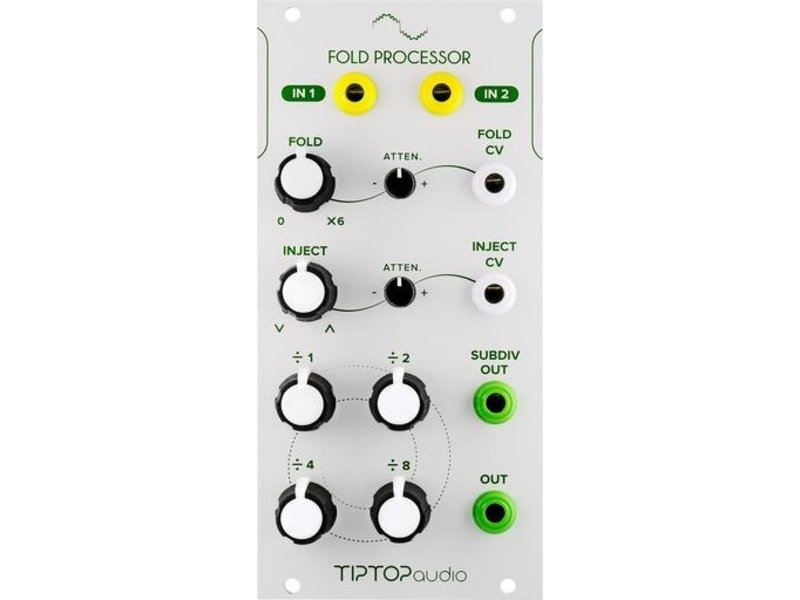 Tiptop Audio Fold Processor, USED