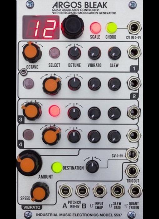 Industrial Music Electronics Argos Bleak, USED